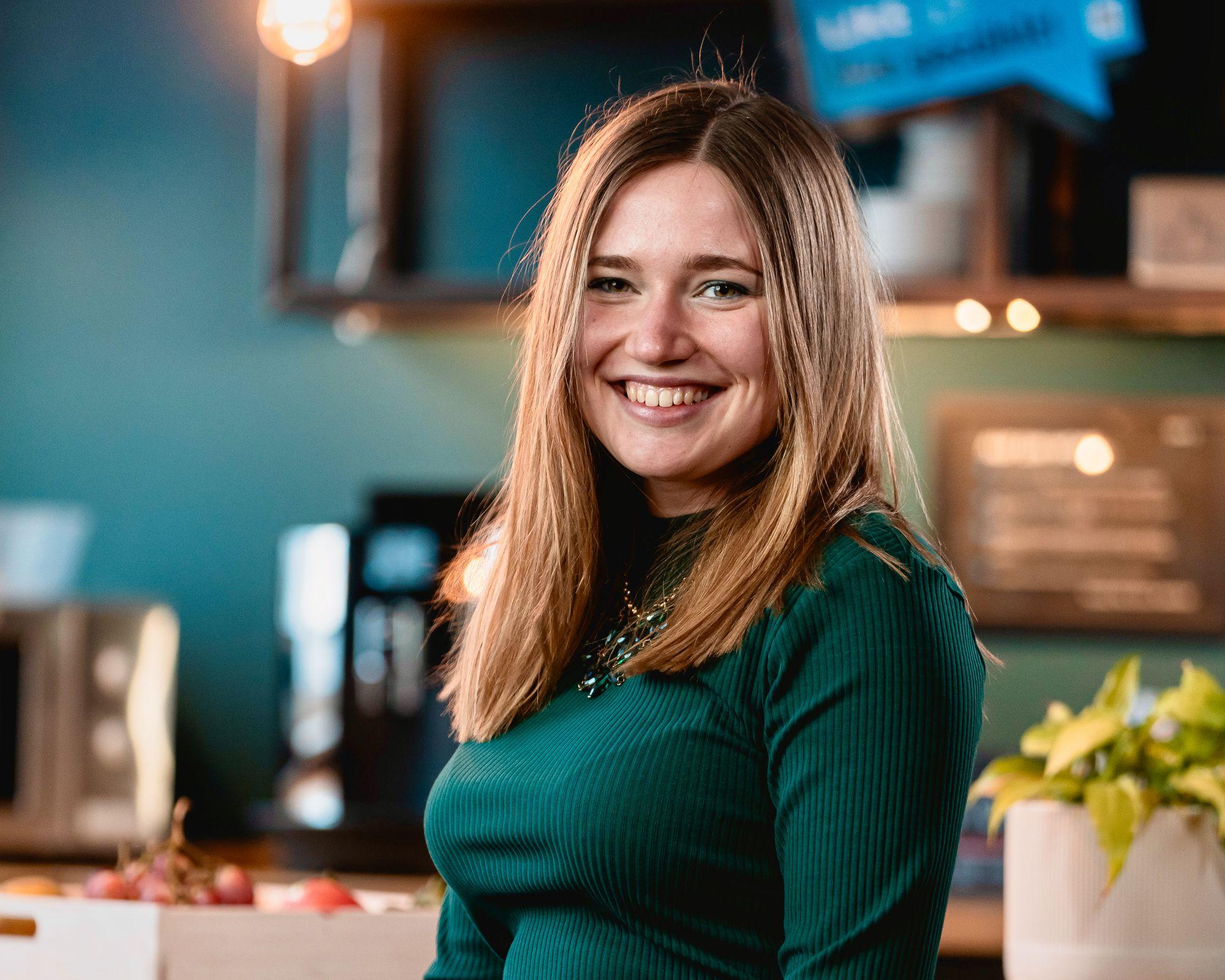 Rebecca. HR & Customer Care