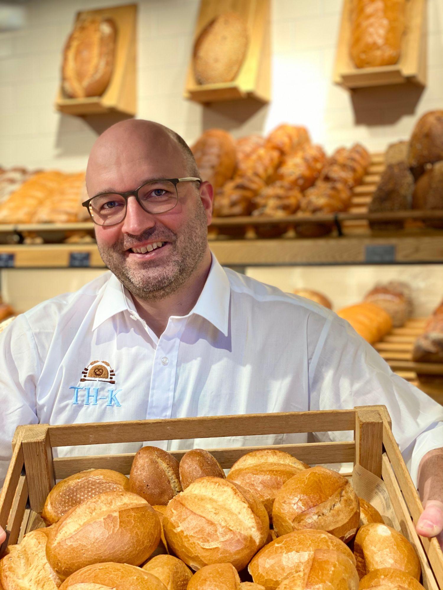 Die Bäckerei Wilhelm Kaussen